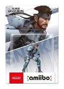 Nintendo Amiibo Super Smash Bros. Figur Snake