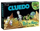 Cluedo: Rick and Morty