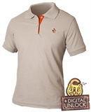 DOTA 2 Dolfrat & Roshinante Polo Shirt inkl. Lockless Luckbox DLC - SMALL