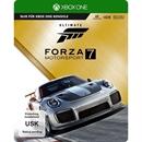 Xbox One Forza Motorsport 7 -- Ultimate Edition (PEGI) (UK)