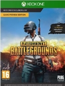 Xbox One Playerunknown's Battlegrounds -- Game Preview Edition (PEGI)