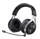 LucidSound LS30 Wireless Stereo Gaming Headset, black (PC/MAC/iOS/PS3/PS4/Xbox One/Mobile Gaming)