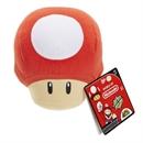 Nintendo Plüschfigur Up Pilz - mit Sound (13cm)
