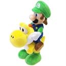 Nintendo Plüschfigur Luigi auf Yoshi reitend (22cm)