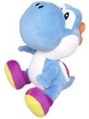 Nintendo Plüschfigur Yoshi, blau (17cm)