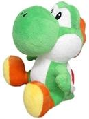 Nintendo Plüschfigur Yoshi, grün (17cm)
