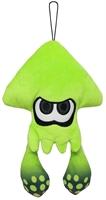 Nintendo Plüschfigur Splatoon Squid Plüsch, grün (21cm)