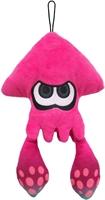 Nintendo Plüschfigur Splatoon Squid Plüsch, pink (21cm)