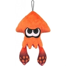 Nintendo Plüschfigur Splatoon Squid Plüsch, orange (21cm)