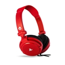 4Gamers PS4 Stereo Gaming Headset 10 - red