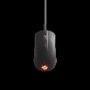 Rival 110 Optical Mouse, Matte Black (PC/Mac)