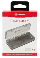 snakebyte Nintendo Switch Game Case (3 Stück)