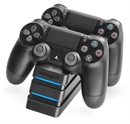 snakebyte PS4 Twin Charger 4, black