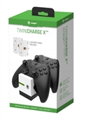 snakebyte Xbox One Twin Charge X (inkl. 2 Akkus), white