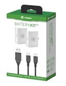 snakebyte Xbox One Battery Kit (2 Stück), white