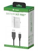 snakebyte Xbox One Battery Kit Pro (1500 maH), white