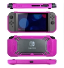 snakebyte Nintendo Switch Tough Case, strawberry pink
