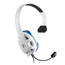 Turtle Beach Recon Chat Gaming Headset wired (PS4/PS4 Pro), white