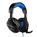 Turtle Beach Stealth 300 Gaming Headset mit Verstärker schwarz/blau ((PS4/PS4 Pro)