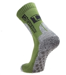 Tapedesign Outdoor Socks, green/grey