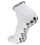 Tapedesign Allround Socks Short, white