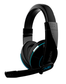 CALIBER STEALTH By iFrogz - Mobile Gaming Headphones With Mic (Mobile Devices & PC)