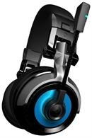 CALIBER UNIVERSE By iFrogz - Premium Wireless Gaming Headphones With Mic (Xbox/PS3/PC/MAC) - NEW